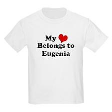 My Heart: Eugenia Kids T-Shirt