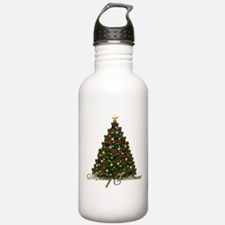 Christmas Water Bottle