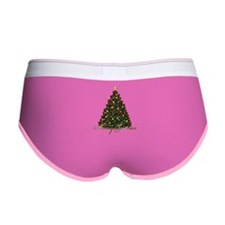 Christmas Women's Boy Brief