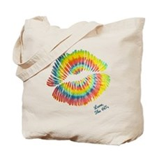 Love, The 60's Tote Bag