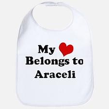 My Heart: Araceli Bib