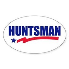 Jon Huntsman Decal