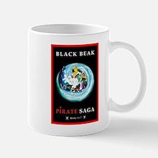 Black Beak Pirate Saga Cover Mug