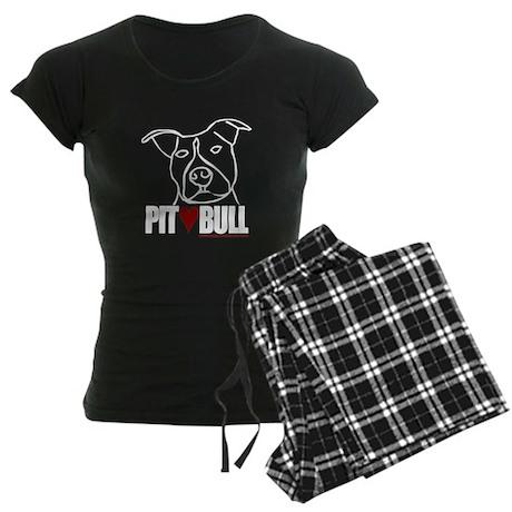Pit (Love) Bull - Lilly - Women's Dark Pajamas