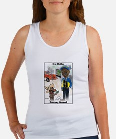 """""""Fast and Furious 2"""" Women's Tank Top"""