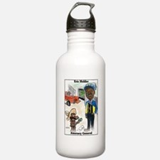 """""""Fast and Furious 2"""" Water Bottle"""