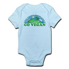 Live Compassionately Infant Bodysuit