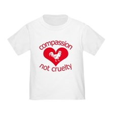 Compassion not cruelty T