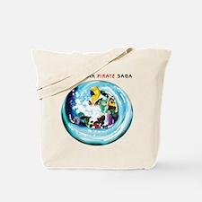 Black Beak Pirate Saga Tote Bag