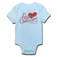 Heart Compassion Infant Bodysuit