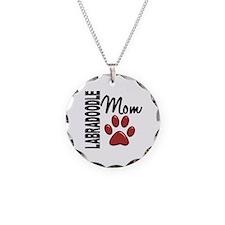 Labradoodle Mom 2 Necklace