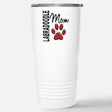 Labradoodle Mom 2 Travel Mug