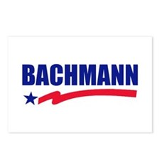 Michele Bachmann Postcards (Package of 8)