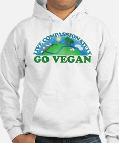 Live Compassionately Hoodie