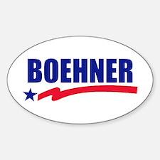 John Boehner Decal