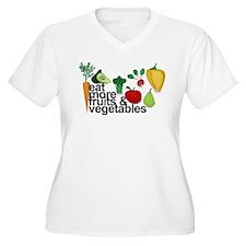 Eat Fruits & Vegetables T-Shirt