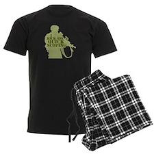 I Kick Ass Quick Scoping Pajamas