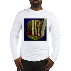 Wet Paint - New Art Long Sleeve T-Shirt