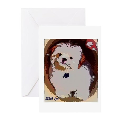 Aye Chihuahua! Greeting Cards (Pk of 10)