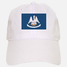 Louisiana State Flag Baseball Baseball Cap