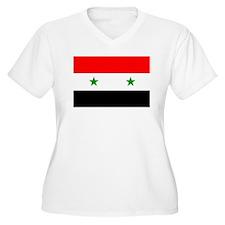 Flag of Syria T-Shirt