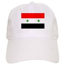 Flag of Syria Baseball Cap
