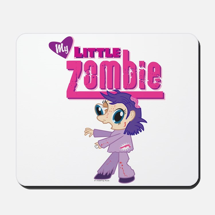 My Little Zombie Mousepad