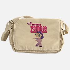 My Little Zombie Messenger Bag