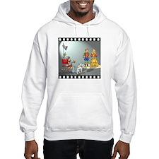 Funny Adventure time Jumper Hoody