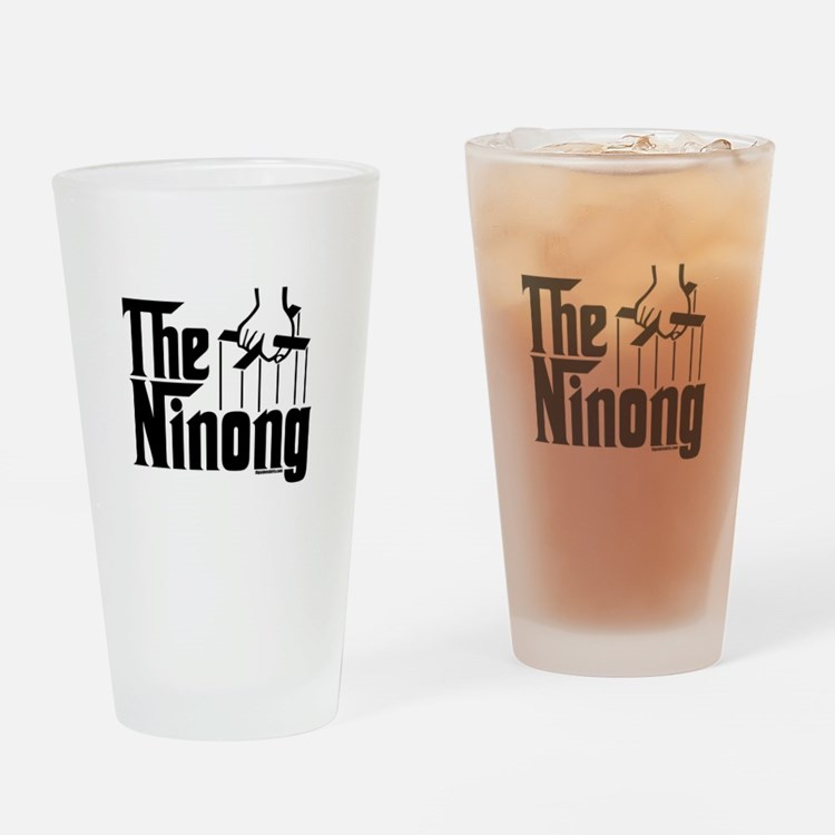 The Ninong Drinking Glass