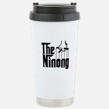 The Ninong Stainless Steel Travel Mug