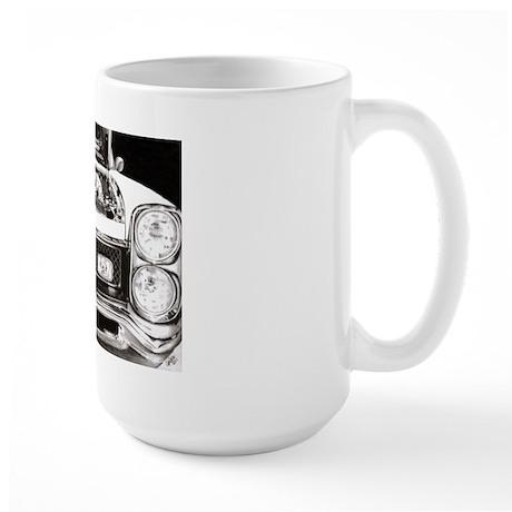 Large Mug, 1967 Pontiac GTO.