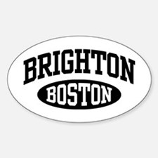 Brighton Boston Decal
