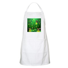 Firefly Christmas Tree Apron