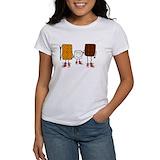 Funny camping Women's T-Shirt