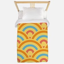 Mostly Sunshine Risebow Twin Duvet