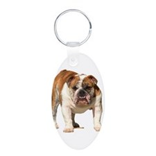 Bulldog Items Keychains