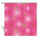 Candy Burst Shower Curtain