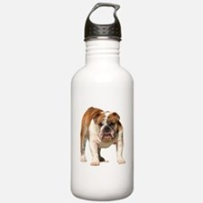 Bulldog Items Water Bottle