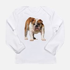 Bulldog Items Long Sleeve Infant T-Shirt