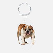 Bulldog Items Keychains