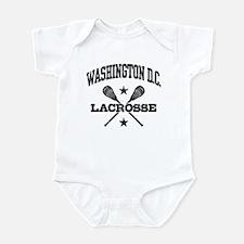 Washington DC Lacrosse Infant Bodysuit