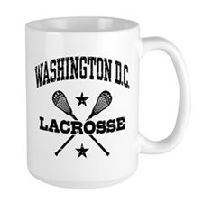 Washington DC Lacrosse Mug