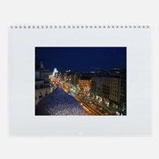 Barcelona Wall Calendar
