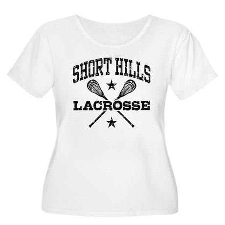 Short Hills Lacrosse Women's Plus Size Scoop Neck
