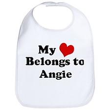 My Heart: Angie Bib