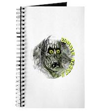 zombie alert Journal