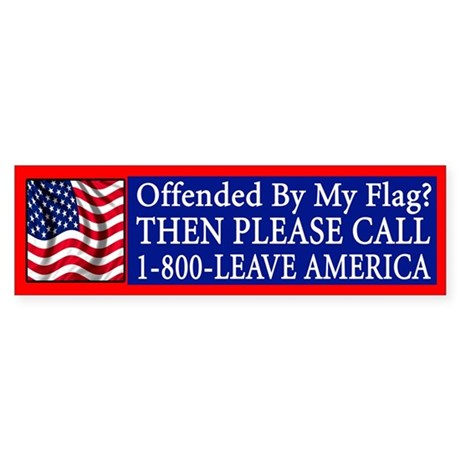 Leave America