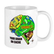 Your Brain on Cache Mug