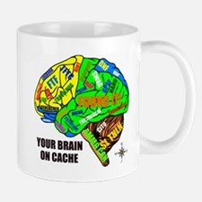 Your Brain on Cache Mug